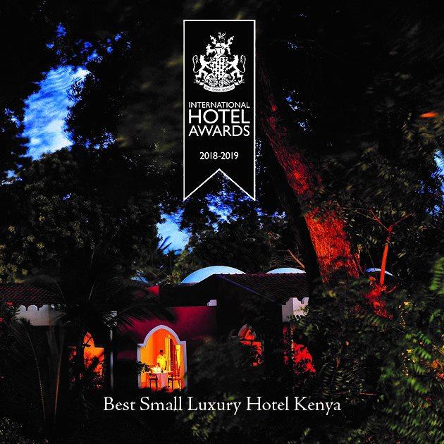 international Hotel Awards for diamonds dream of africa