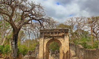 Gedi ruins - monuments, museums, sightseeing