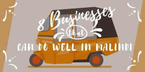 8 Top businesses that can do well in and around Malindi Airport