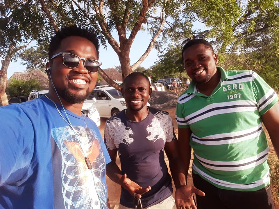 people with positive energy in Malindi