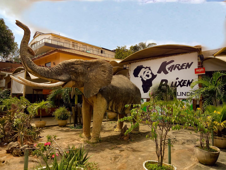 karen blixen malindi galana shopping centre places - Malindi Shopping