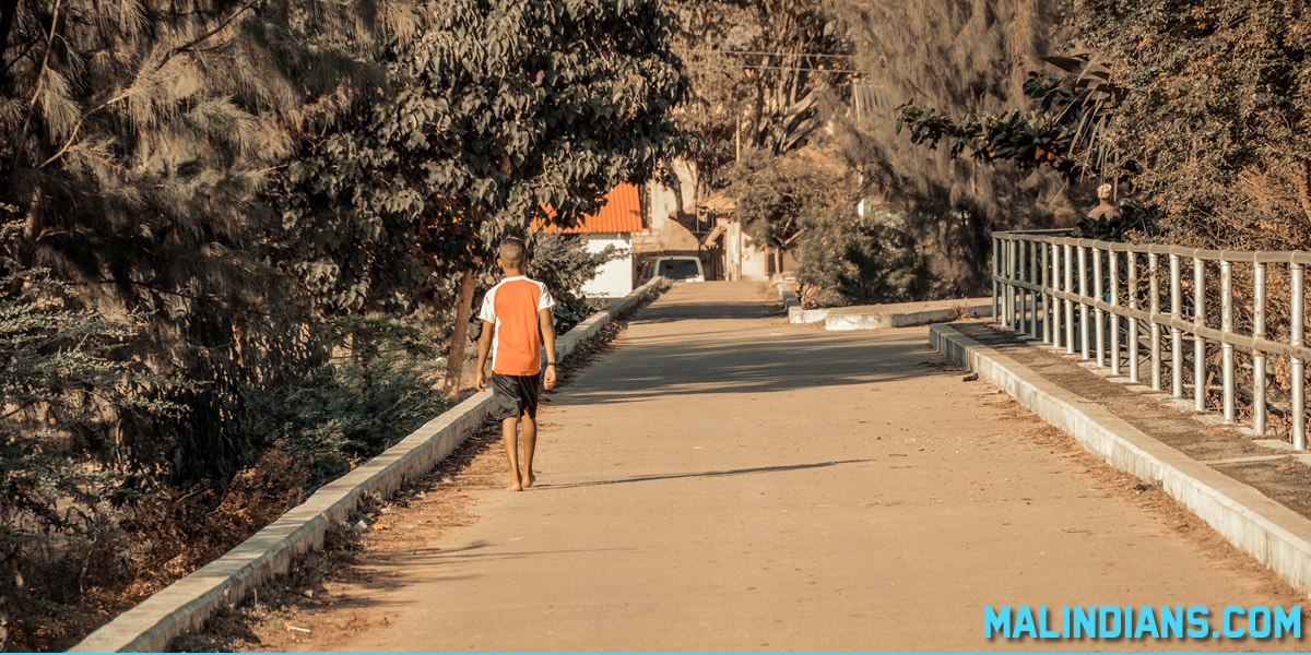 Malindi neighbourhoods malindians - Quartieri di Malindi Kenya