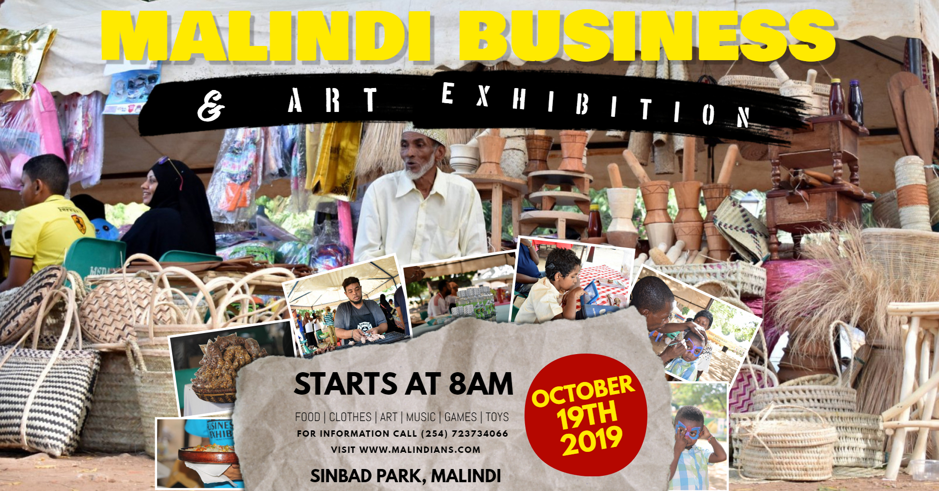 Malindi Business & Art Exhibition edition 2