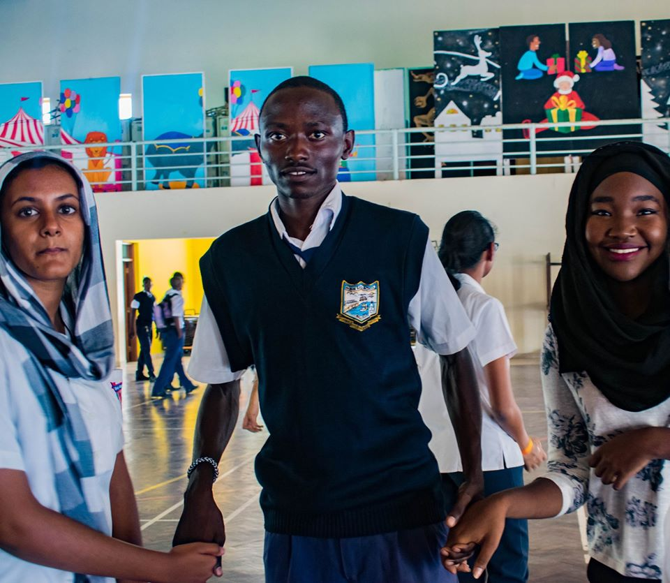 Barani Secondary school students - Education in Malindi