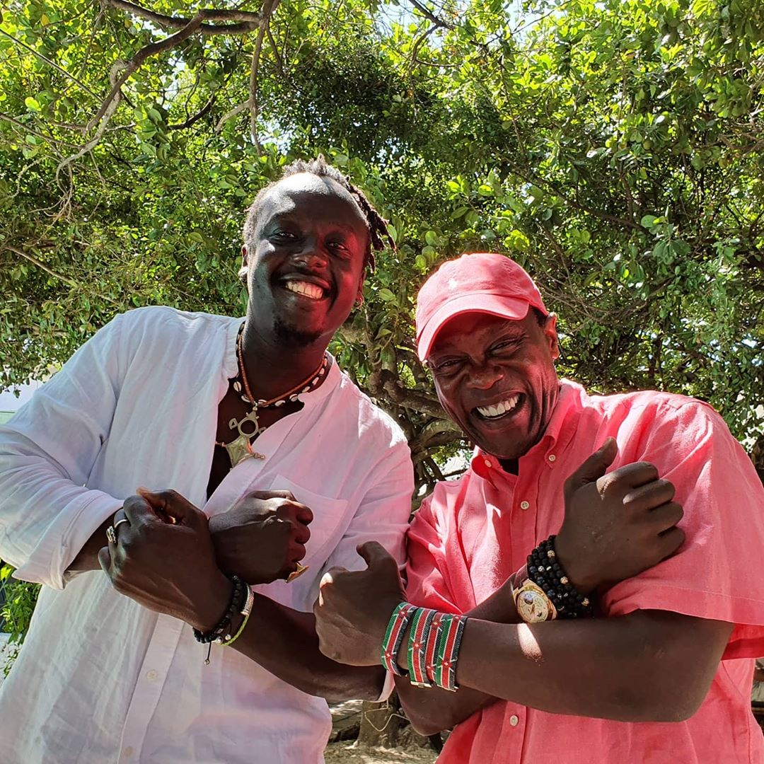 jeff koinange most influential people to have visited Malindi Kenya for vogue - The 5 most Influential people who have visited Malindi Kenya