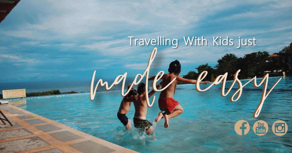 Travelling With Kids just made easy